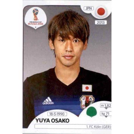 Yūya Ōsako Japón 671 Japón