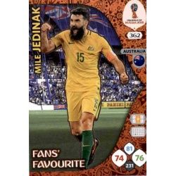 Mile Jedinak Fans Favourite 361