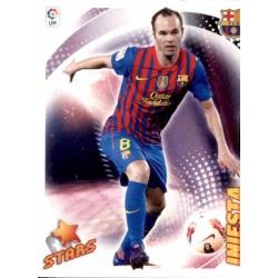Iniesta Stars Barcelona 6