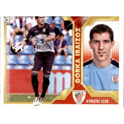 Gorka Iraizoz Athletic Club 1 Ediciones Este 2011-12