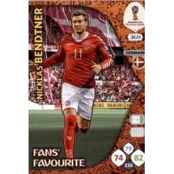 Nicklas Bendtner Fans Favourite 368