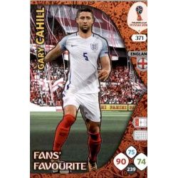 Gary Cahill Fans Favourite 370