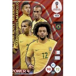 Brasil Power 4 401
