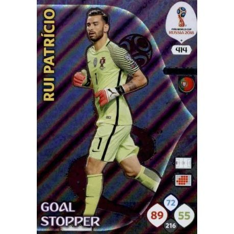 Rui Patricio Goal Stoppers 414 Adrenalyn XL World Cup 2018