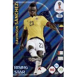 Davinson Sánchez Rising Stars 418