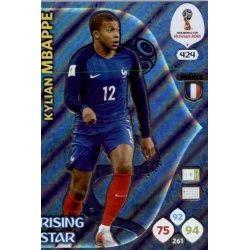 Kylian Mbappé Rising Stars 424