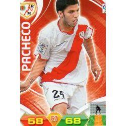 Pacheco Rayo Vallecano 248 Adrenalyn XL La Liga 2011-12