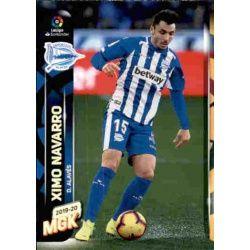 Ximo Navarro Alavés 5