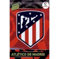 Escudo Atlético Madrid 37 Megacracks 2019-20