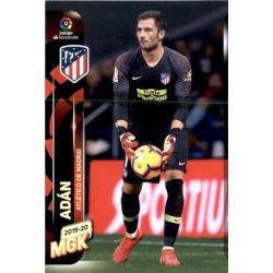 Adán Atlético Madrid 39 Megacracks 2019-20