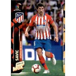 Savic Atlético Madrid 43