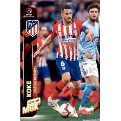 Koke Atlético Madrid 47