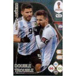 Lionel Messi / Sergio Agüero Double Trouble 433