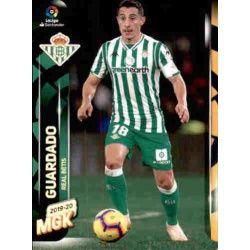 Guardado Betis 85 Megacracks 2019-20