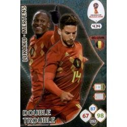 Romelu Lukaku / Dries Mertens Double Trouble 434
