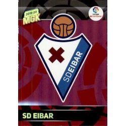 Escudo Eibar 109 Megacracks 2019-20