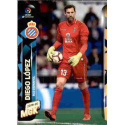 Diego López Espanyol 128 Megacracks 2019-20