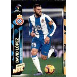 David López Espanyol 131 Megacracks 2019-20