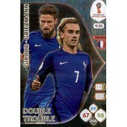 Olivier Giroud / Antoine Griezmann Double Trouble 438