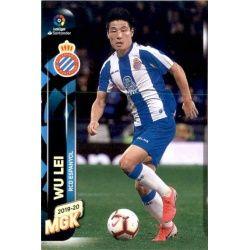 Wu Lei Espanyol 141 Megacracks 2019-20