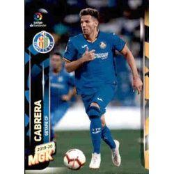 Cabrera Getafe 151 Megacracks 2019-20