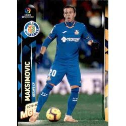 Maksimovic Getafe 155 Megacracks 2019-20