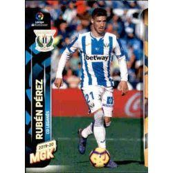 Rubén Pérez Leganés 192 Megacracks 2019-20