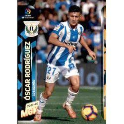 Óscar Rodríguez Leganés 194 Megacracks 2019-20