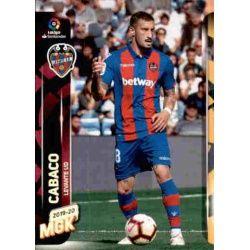 Cabaco Levante 204 Megacracks 2019-20