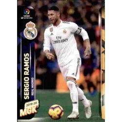 Sergio Ramos Real Madrid 222 Megacracks 2019-20