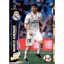 Marco Asensio Real Madrid 229 Megacracks 2019-20