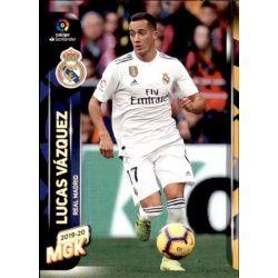 Lucas Vázquez Real Madrid 232 Megacracks 2019-20