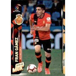 Fran Gómez Mallorca 239 Megacracks 2019-20