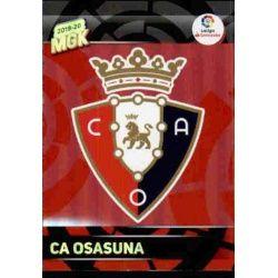 Escudo Osasuna 253 Megacracks 2019-20