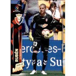 Rubén Osasuna 254 Megacracks 2019-20