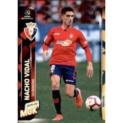 Nacho Vidal Osasuna 256 Megacracks 2019-20