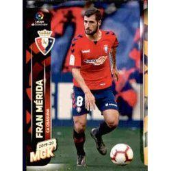 Fran Mérida Osasuna 263 Megacracks 2019-20