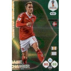 Christian Eriksen Game Changers 450