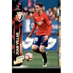 Juan Villar Osasuna 268 Megacracks 2019-20