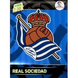 Escudo Real Sociedad 271 Megacracks 2019-20