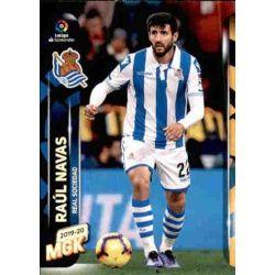 Raúl Navas Real Sociedad 278 Megacracks 2019-20