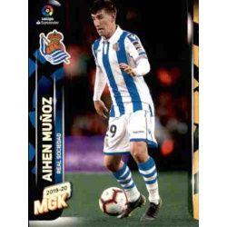 Aihen Muñoz Real Sociedad 279 Megacracks 2019-20