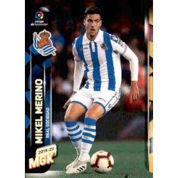 Mikel Merino Real Sociedad 282 Megacracks 2019-20
