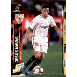 Jesús Navas Sevilla 292 Megacracks 2019-20