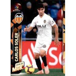 Carlos Soler Valencia 319 Megacracks 2019-20
