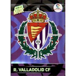 Escudo Valladolid 325 Megacracks 2019-20