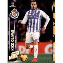 Kiko Olivas Valladolid 330 Megacracks 2019-20