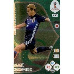 Keisuke Honda Game Changers 456