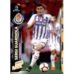 Sergi Guardiola Valladolid 340 Megacracks 2019-20