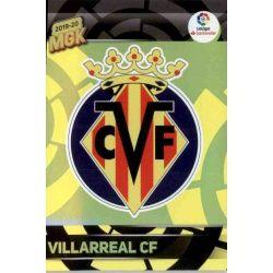 Escudo Villarreal 343 Megacracks 2019-20